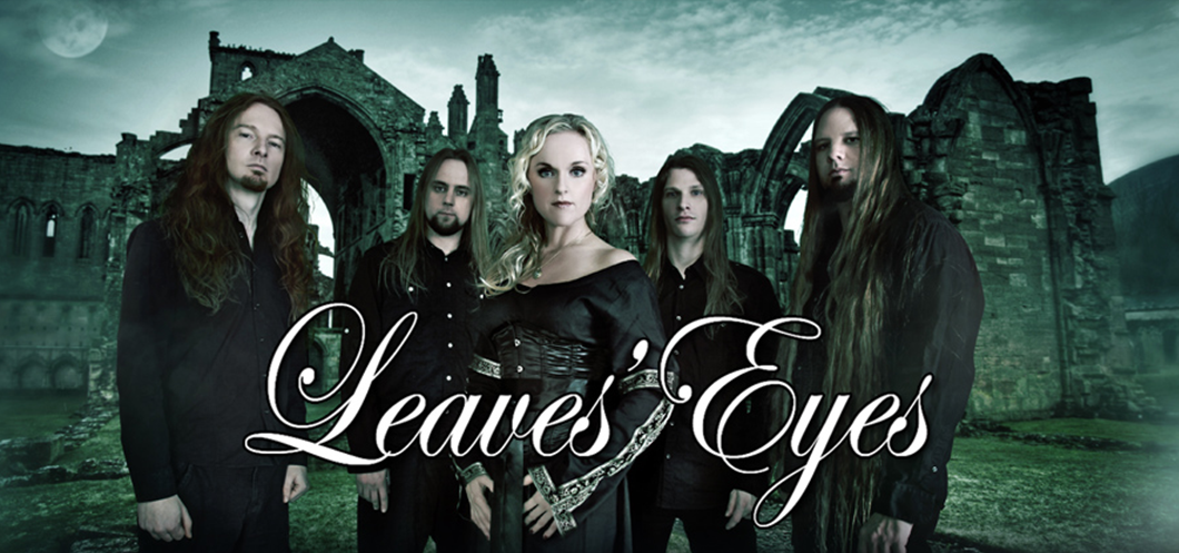 canciones leaves eyes:
